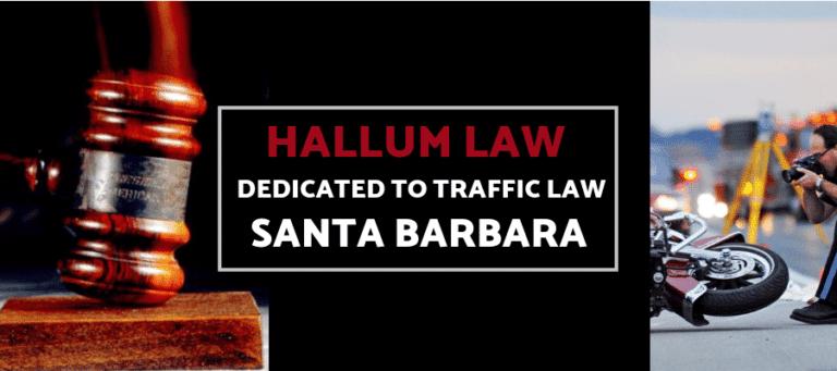 Santa Barbara Speeding Ticket-LIDAR